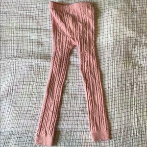 New! Mini boden tights size 3-4T